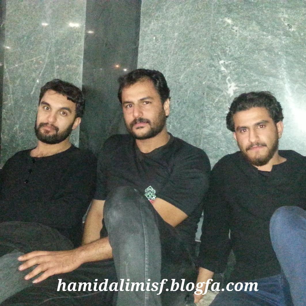 علیمی 93 مشهد