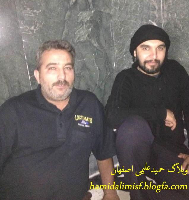 حمیدعلیمی1392 مشهد